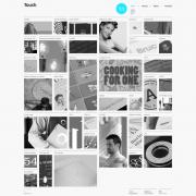 3 created custom Website Design Example 1